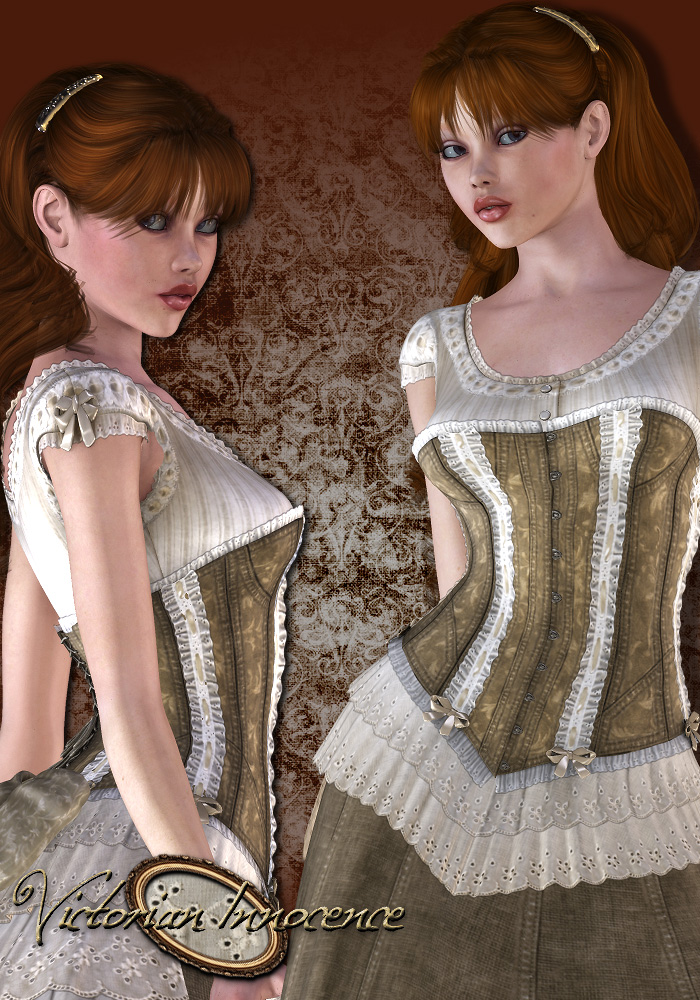 Victorian Innocence - Base Pack